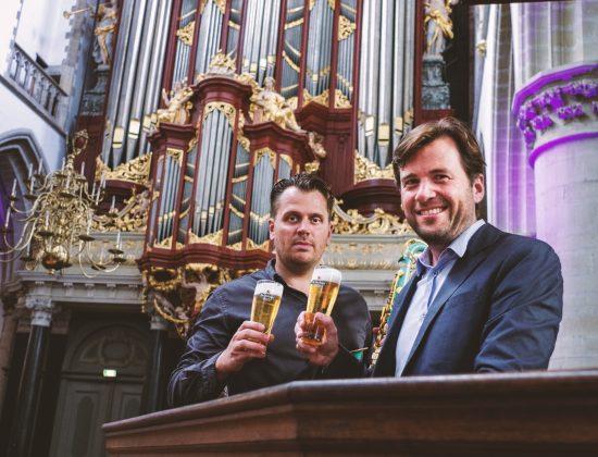 Heineken en Haarlem Jazz & More met Martijn Bevelander en Bram Westenbrink